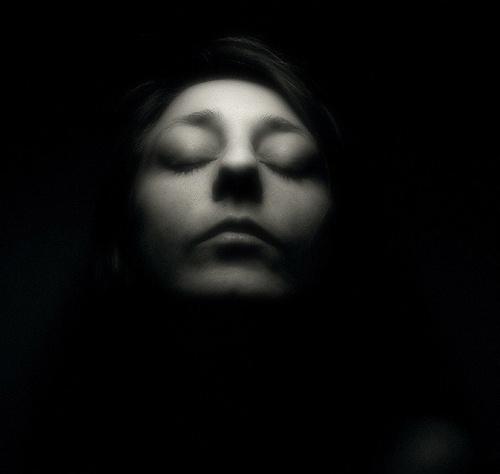 death mask by aglaja