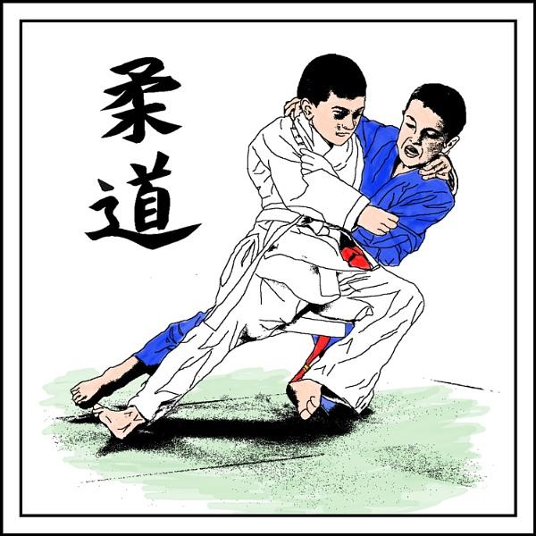 Judo Master by christabella