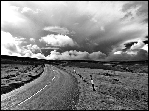 The Road to Dartmoor by peterhorner