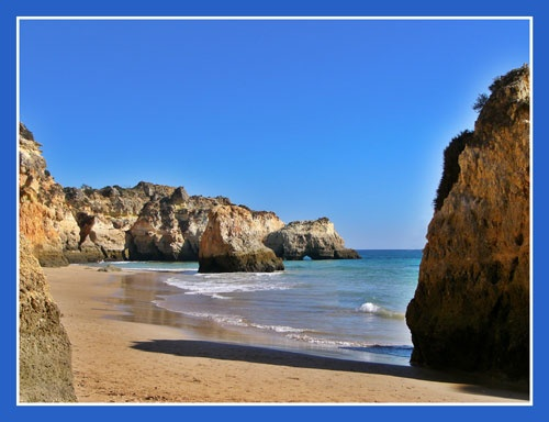 Algarve Cove by riggers
