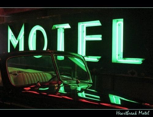 Heartbreak Motel by beavis