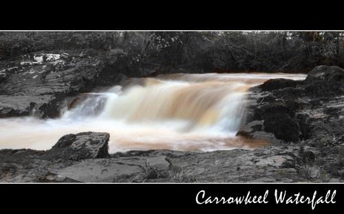 Carrowkeel Waterfall by beavis