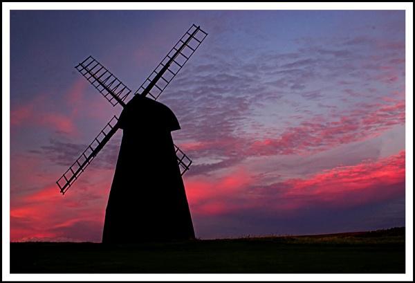 Windmill at Rottingdean 2 by Carol_f