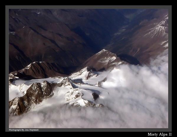 Misty Alps II by jonhayward