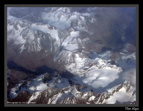 The Alps by jonhayward