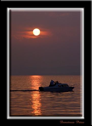 Dawn by Demetreos