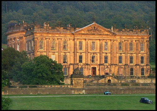 Chatsworth House by andy63