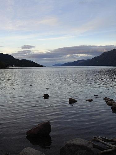 Loch Ness by Han_R