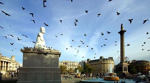 Trafalgar Square by richshep