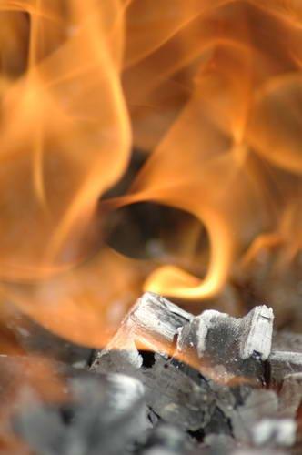 Flames by wheeldon