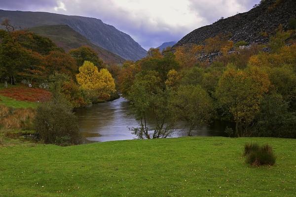 Ogwen valley again by pierre