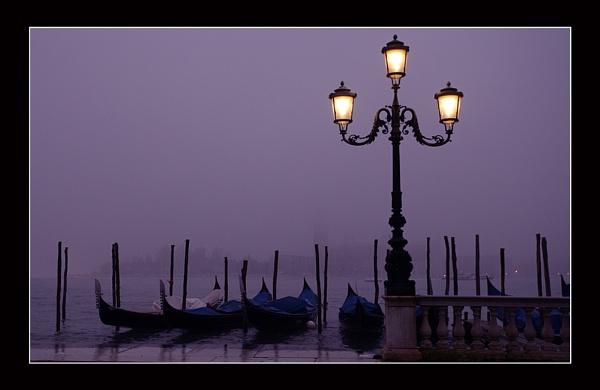 Venice Dawn by stevie