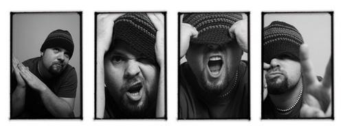 self portrait by MikeCh