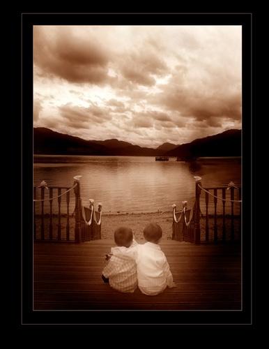 Two Little Boys by havapeek