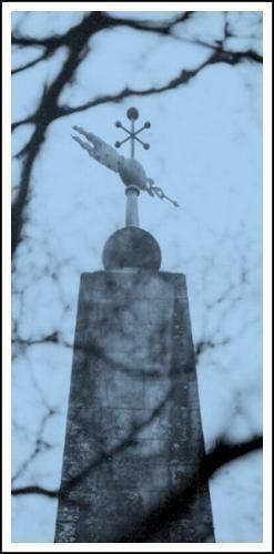 Obelisk Vane by DiggerDitch