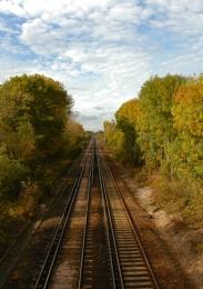'On track'
