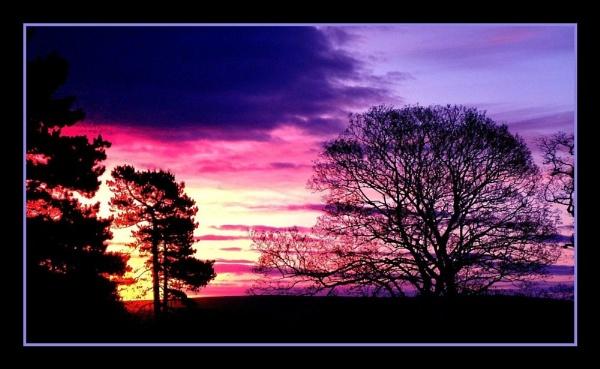 peak district sunrise by sunshot