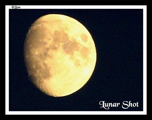 Lunar Shot by KBan