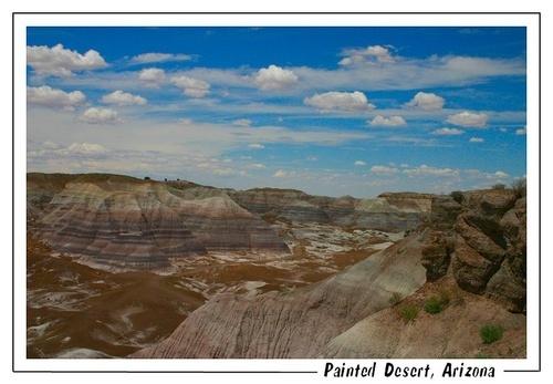 Painted Desert by beavis
