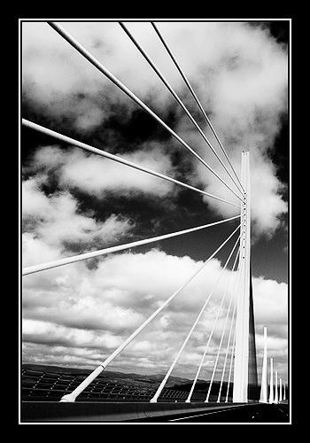 Millau Viaduct III by TonyA