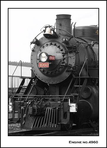 Engine No.4960 by jimbocarroll