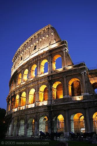 Rome by nicanddi