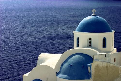Santorini by ngeeves