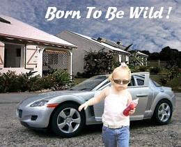 Born to be wild!
