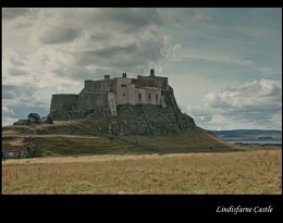 Lindisfarne Castle--The Other Side 2