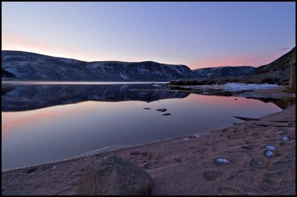 Upland Dawn by amaryllis
