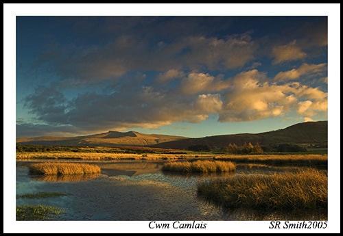 Cwm Camlais by corin45