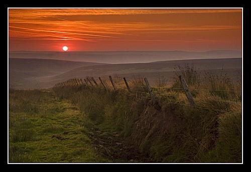 Exmoor Morn by corin45