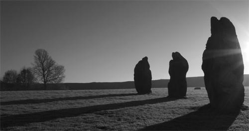 Avebury Sun by strawman