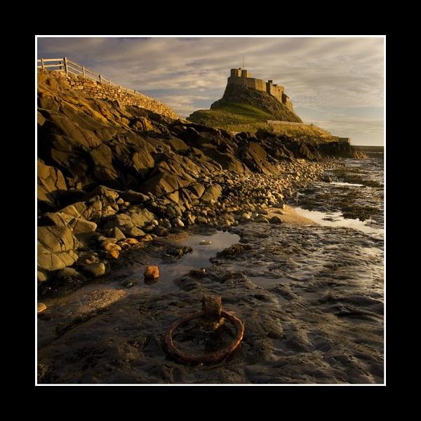 Lindisfarne Sunrise by johnc1711