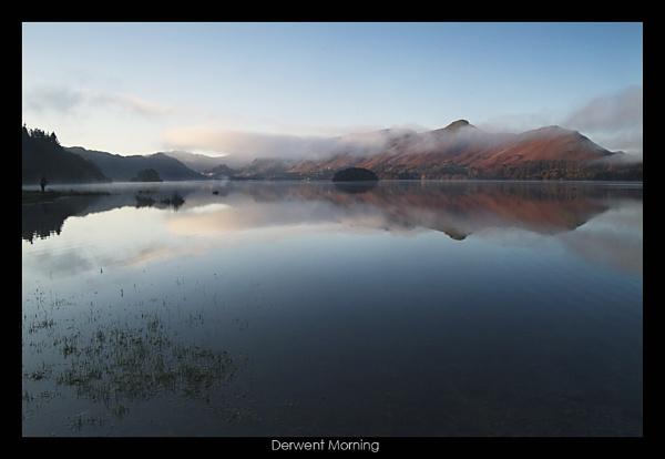 Derwent Morning by julianevans