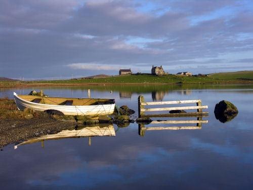 Early morning loch by Adrian_Reynolds