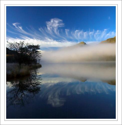 Snowdonia Swirls by sneazy