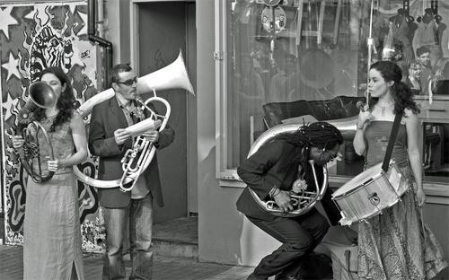 folk band by curlyfilm