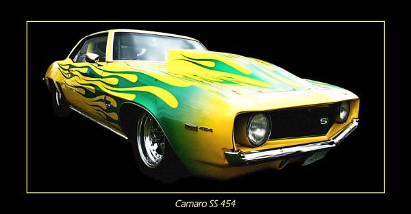 Camaro SS by PaulG