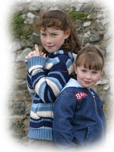 sisters by pegan