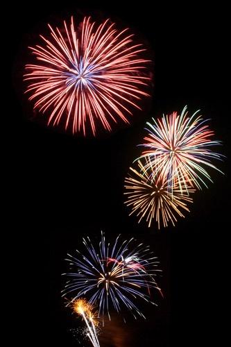 Fireworks by TimJ