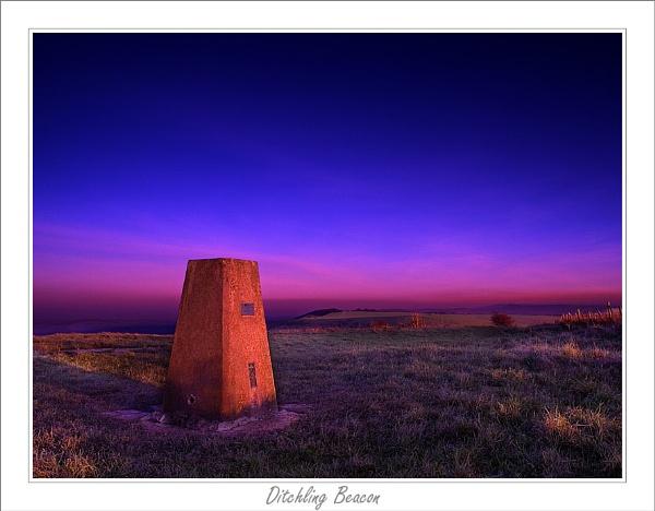 Ditchling Beacon by Kris_Dutson
