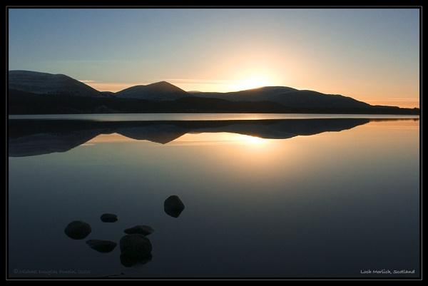 Loch Morlich by mdpontin