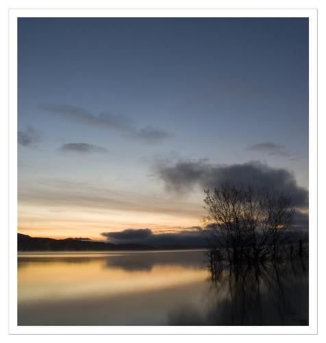 Inverbeg Sunrise by ajm