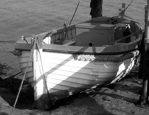Boat by jennywren