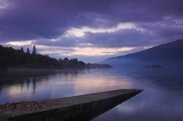 Loch Lomond Pre-Dawn Light