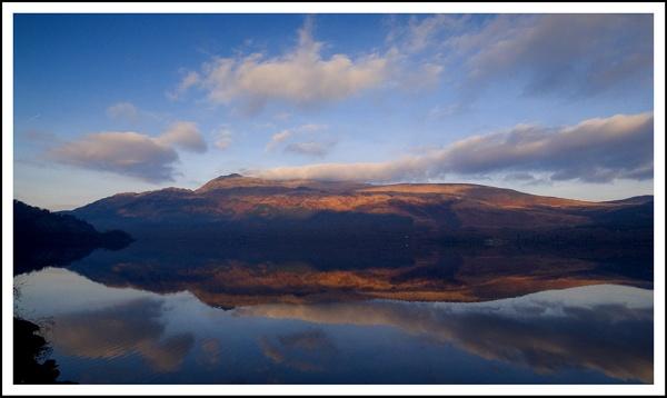 Loch Lomond pano... by Scottishlandscapes