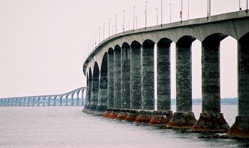 Confederation Bridge by accystan