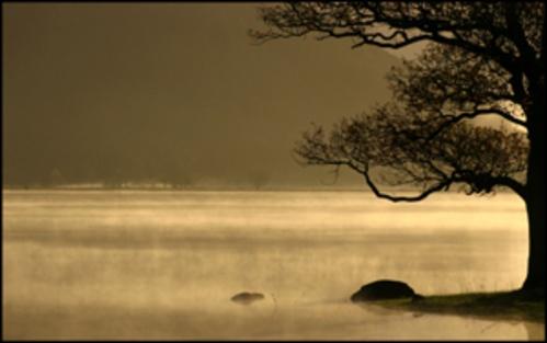Dawn over Bassenthwaite by Potto