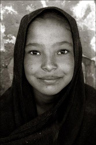 beautiful beggar by Kali